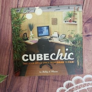 Cube chic by Kelly l. Moore